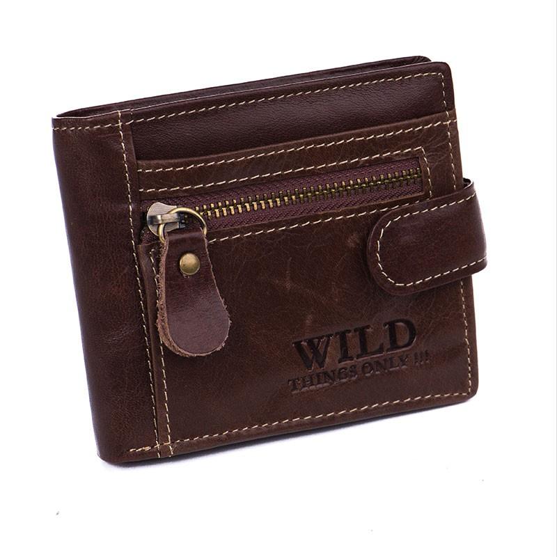 74d3eb0bf8 Wild Things only férfi bőr pénztárca