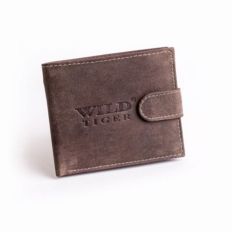 3f061dd41e Wild Tiger férfi bőr pénztárca