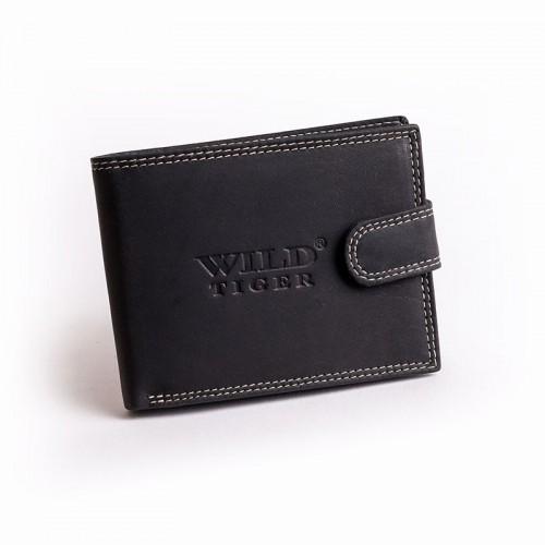 Wild Tiger férfi bőr pénztárca